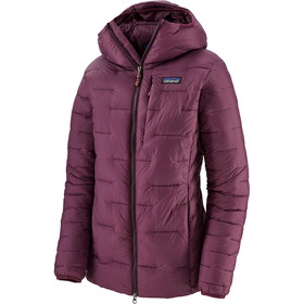 Patagonia Macro Puff Hoody Dame light balsamic